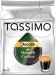 Кофе капсульный Tassimo Jacobs Monarch Эспресcо