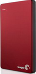 Внешний жесткий диск (HDD) Seagate USB 3.0 2Tb STDR 2000203 BackUp Plus Portable Drive 2.5  red