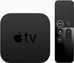 Приставка Smart TV Apple TV 4K 32 Gb (MQD 22 RS/A)