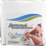 Наматрасник QuAqua Caress ECO 60х120 белый (691129)