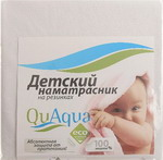 Наматрасник QuAqua Caress ECO 60х120 белый (691112)
