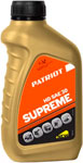 Масло  Patriot SUPREME HD SAE 30 4T 0,592л, 850030629