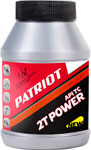Масло  Patriot POWER ACTIVE 2T 100мл, 850030633