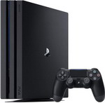 Игровая приставка Sony PlayStation 4 Pro 1TB Black (CUH-7208 B)