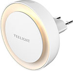 Ночник в розетку Xiaomi Yeelight Plug-in Light Sensor Nightlight (YLYD11YL), белый